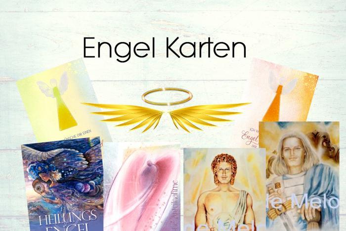 Engel karten - spirituelle Karten - Engel Kartenset kaufen