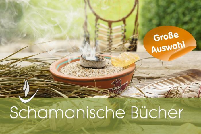 schamanische bücher - schamanismus - Rituale - räuchern