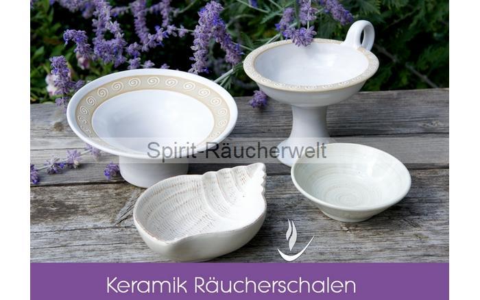 Ru00e4ucherschale Keramik