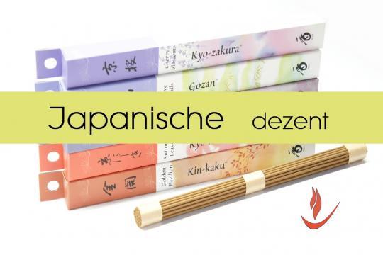 japanische räucherstäbchen