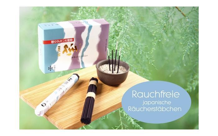 rauchfreie japanische Ru00e4ucherstu00e4bchen
