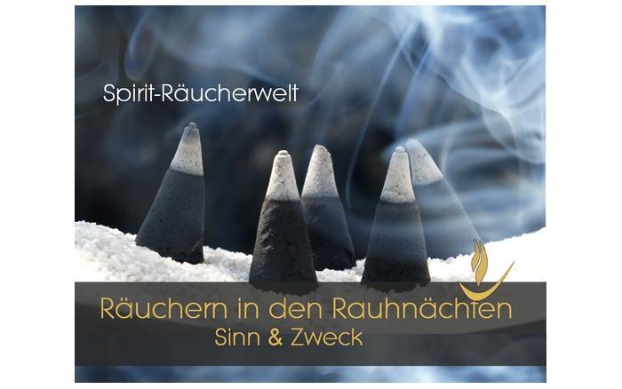 Ru00e4uchern in den Rauhnu00e4chten - Anleitung & Info