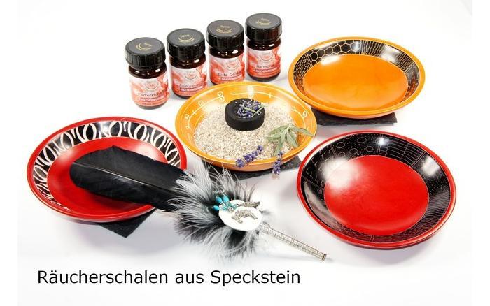 Ru00e4ucherschalen Speckstein