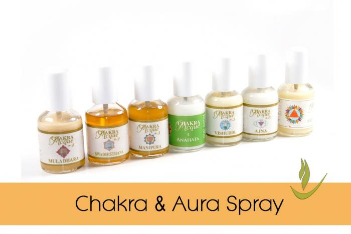 Chakra + Aura Spray
