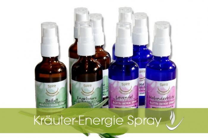 Aura Energie Spray & Kräuter Aura Spray