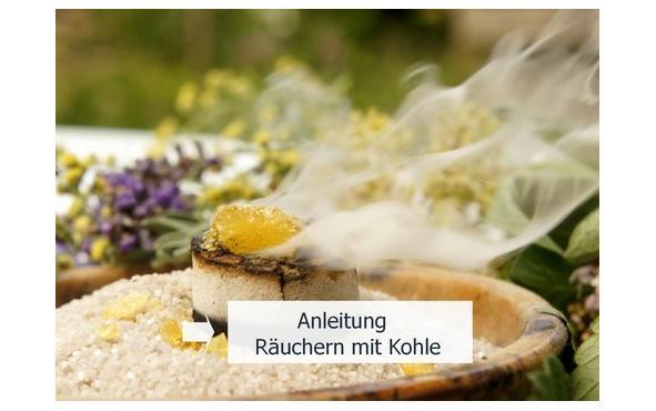Ru00e4ucherwerk Anleitung & Wirkung