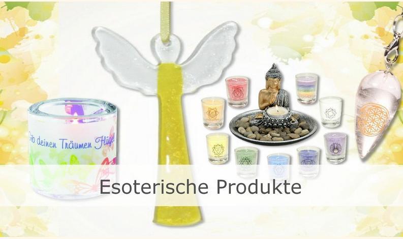 Esoterik - spirituelle Produkte